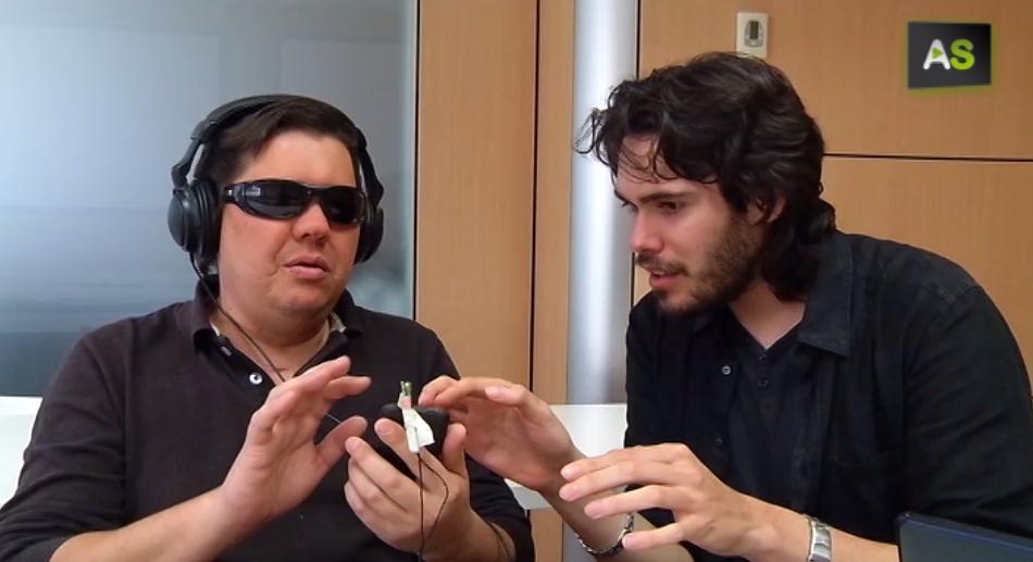 blind videogame